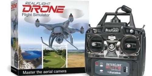 RealFlight Drone 多軸機模擬軟體