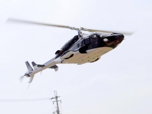 600級/700級飛狼像真直升機殼