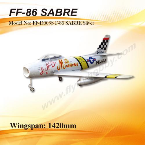 F-86電動導風扇飛機90MM